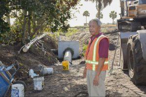 Sebastian stormwater construction site work