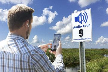 Lake Apopka North Shore audio tour