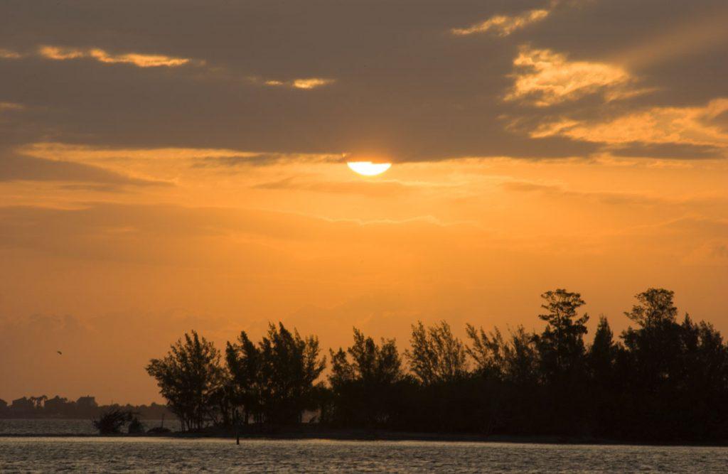 Indian River Lagoon sunrise