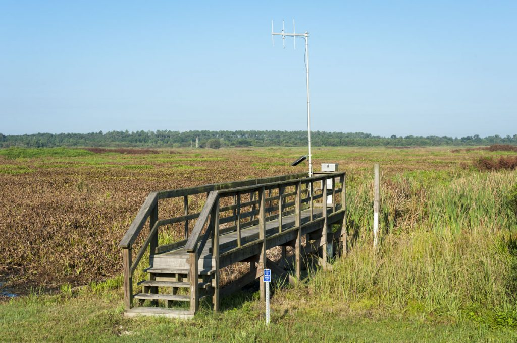 Water monitoring station