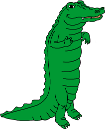 Alice Alligator