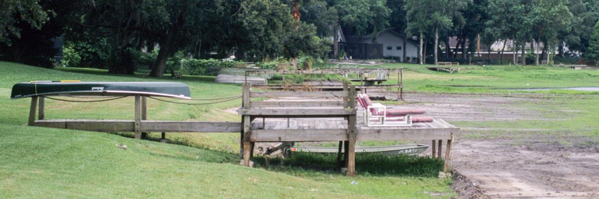 Lake McCoy in the city of Apopka