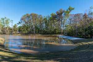 Booker Park Regional Stormwater Pond in Palatka