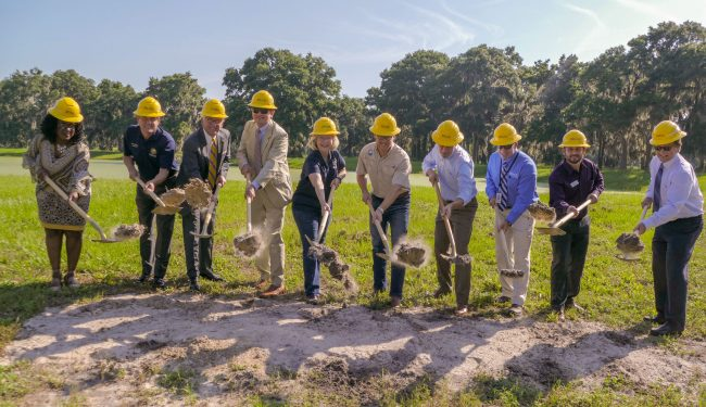 Celebrating Ocala's Wetland Groundwater Recharge Park