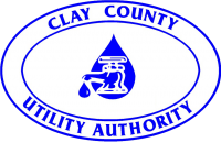 Clay County Utility Authority logo