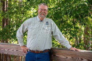District Land Manager Nels Parson