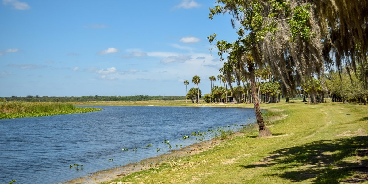 St. Johns River at Lake Monroe Conservation Area