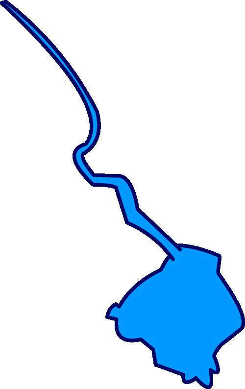 Illustration of Lake Okeechobee