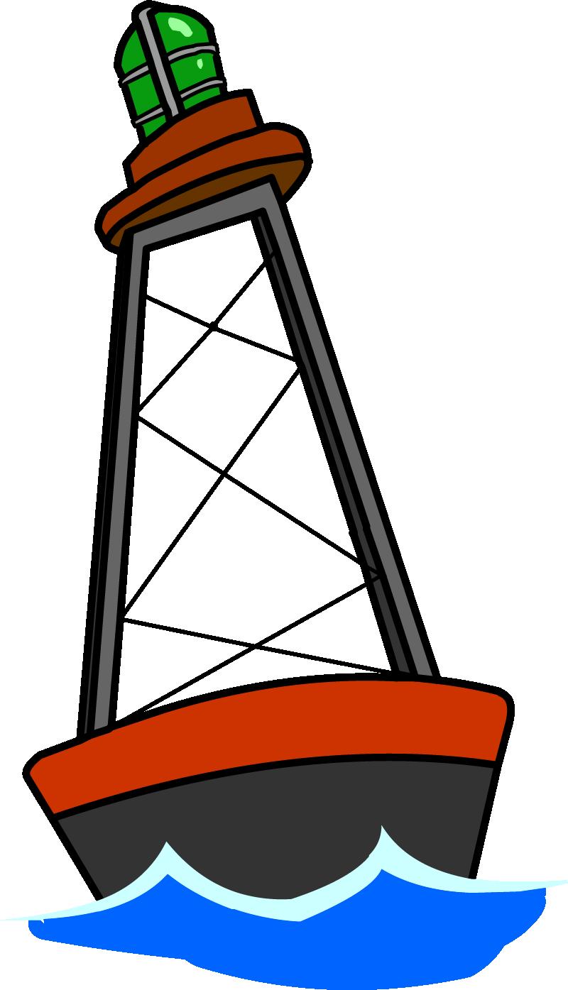 Illustrated Buoy