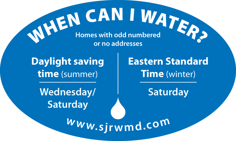 When can I water sticker graphic