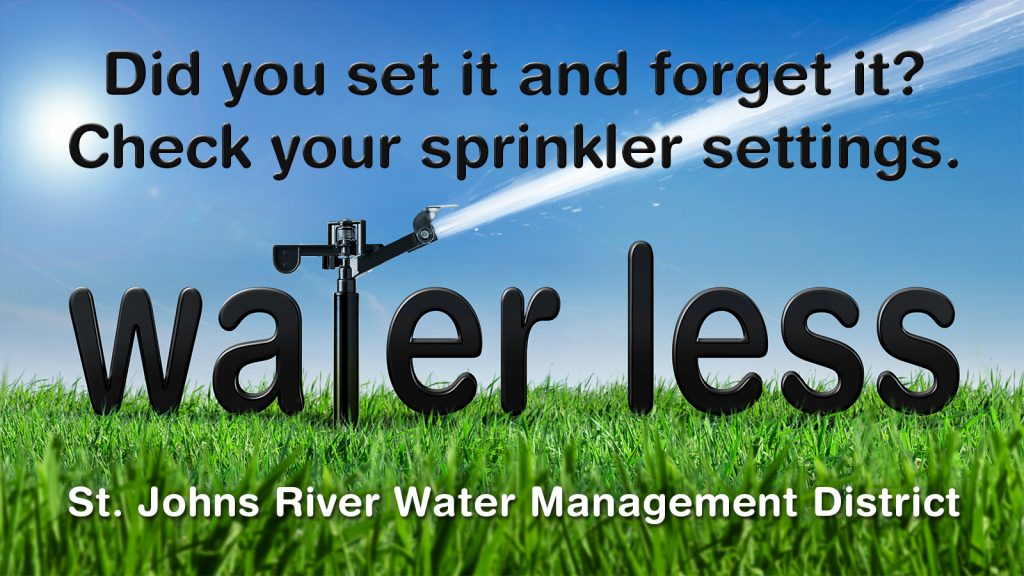 Water Less banner