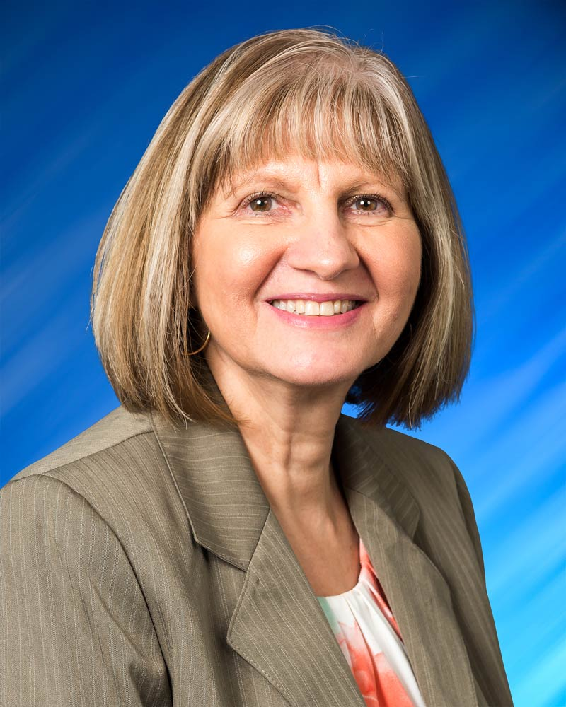 Headshot of Mary-Lou Pickles