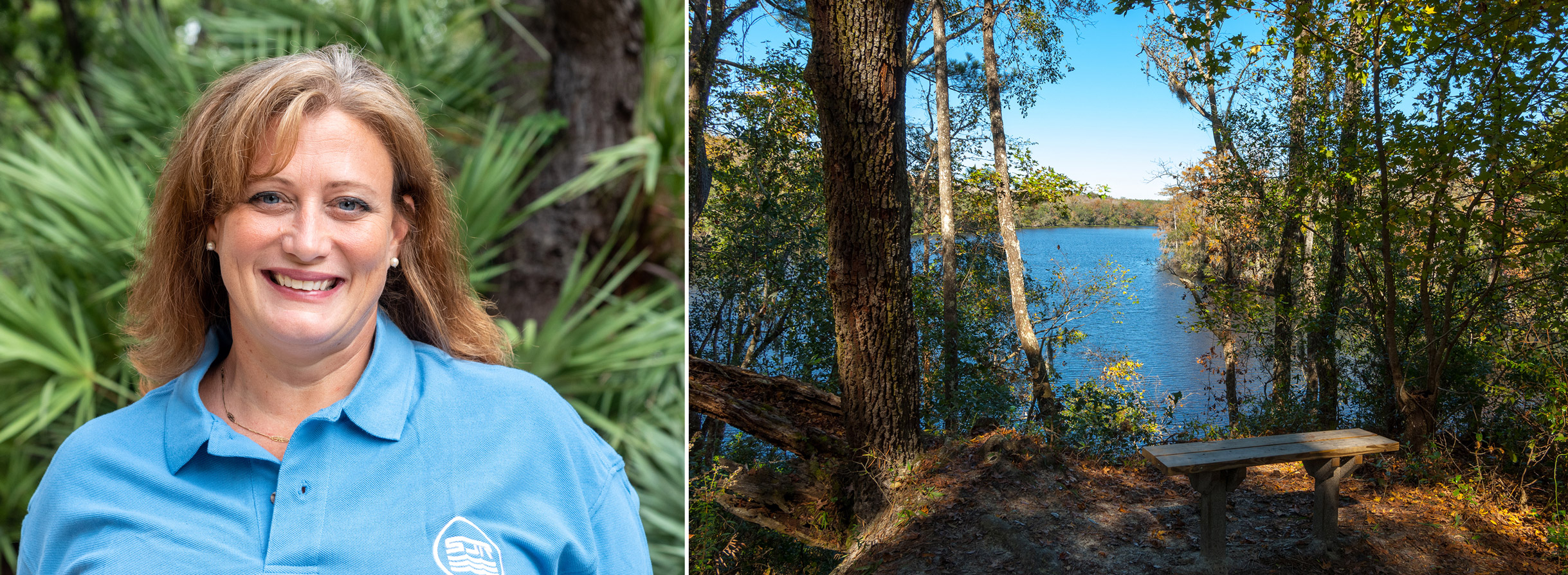 Heather Venter and Black Creek Ravines Conservation Area
