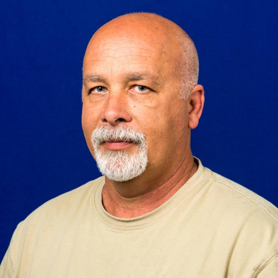 Headshot of Rob Brooks