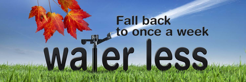 Fall Back Banner