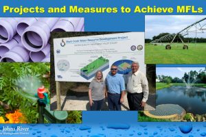 Slide of vrious water recovery projects